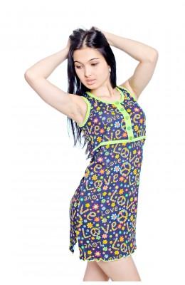 Сорочки безрукавами для женщин 16.099_SB